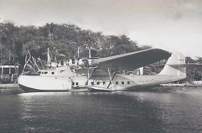 """Martin M-130 Flying Boat 12 X 18"""" Photo On Fuji Crystall Archive Paper Unmounted"""