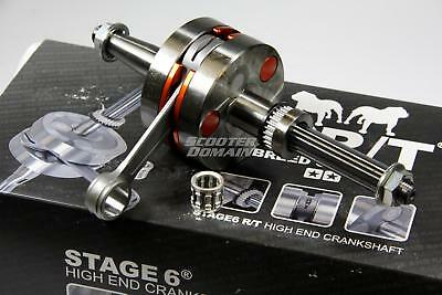 Crank Shaft - Stage6 R/T 85MM / MKll / Piagio