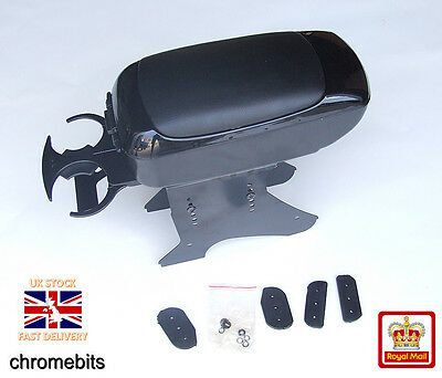 Universal Black Armrest Arm Rest Centre Console for VAUXHALL COMBO ASTRA VECTRA