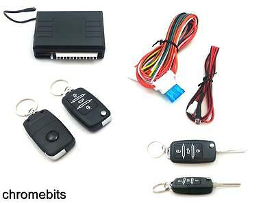 Remote Central Locking Kit VW GOLF mk4 mk5 POLO PASSAT BORA LUPO +HA keys 0951