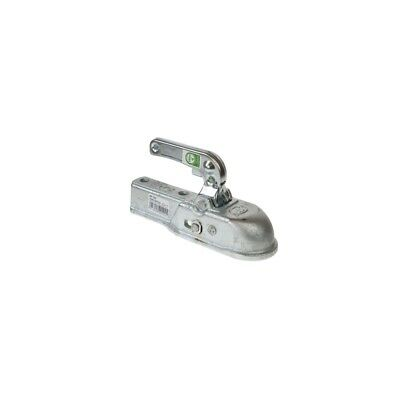 Maypole 50MM Cast Coupling Pressed Steel Handle. Trailers up to 750kg.
