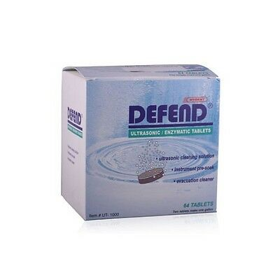Defend Ultrasonic / Enzyme Cleaner Tablets 64/pack