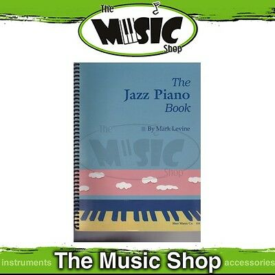 New The Jazz Piano Book Music Tuition & Song Book