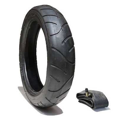 255 x 50  PUSHCHAIR TYRE AND TUBE