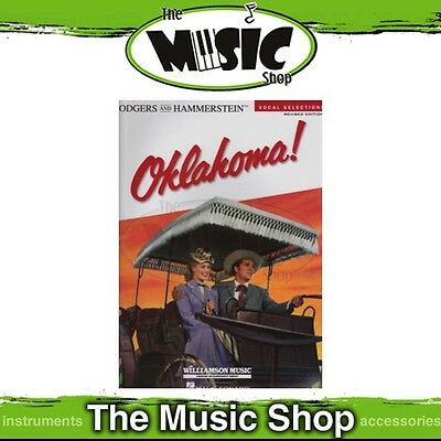 New Oklahoma the Musical Piano & Vocal Selections Music Book - Revised Edition
