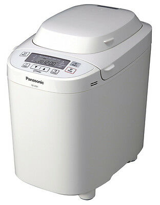 Panasonic SD-2501 Bread Maker with Gluten Free Bread Program