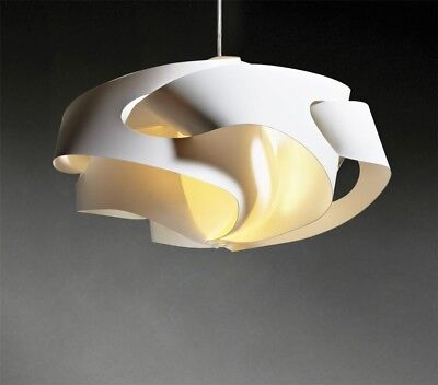 White Pendant Light / Lamp Shade / Contemporary / Modern / Classic