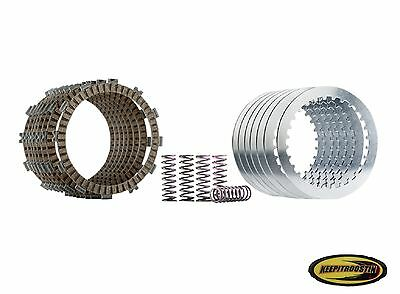 Hinson Clutch Plates Springs Fits Yamaha Yz450 2003-2006 Wr450 2003-2014