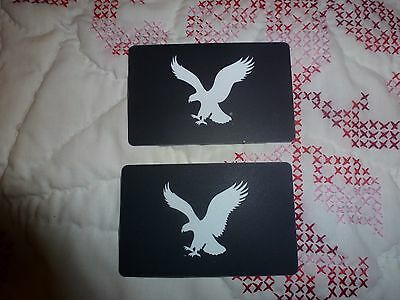 American Eagle Outfitters gift card  (25*2) 50$