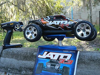 Traxxas Jato 3.3 RTR *MUST SEE* 65 Mph+