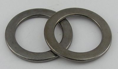 8 Rings 43mm anthracite stainless NEW 05.38a