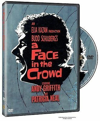A Face In The Crowd - Andy Griffith Brand New Sealed UK Region 2 Compatible DVD