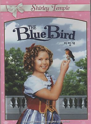 The Blue Bird - Shirley Temple Brand New and Sealed UK Region 2 Compatible DVD
