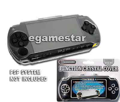 Function Crystal Cover Case Screen Protector F Psp 1000