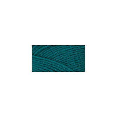 """Red Heart Super Saver Yarn - """"Real Teal"""" - 7 OZ Skeins - E300 - 100% Acrylic"""