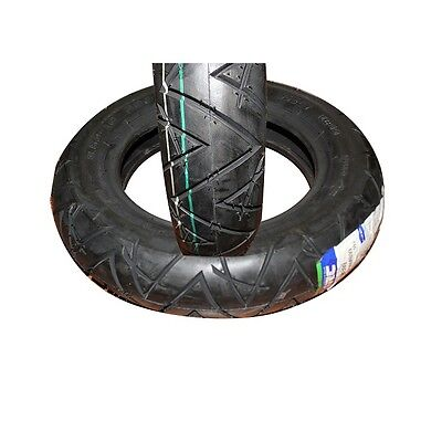 IRC Motorcycle/Scooter  90/100-10 Inch Tubeless Tyre /Each
