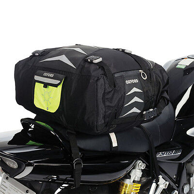 Oxford Motorcycle Motorbike 60L Giant Tailpack  Touring Bag