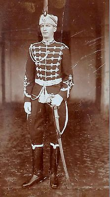 old photograph of an Imperial Guard from the early 20th century Bulgaria