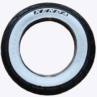 """Phil & Teds Dot 10"""" x 2.00 Tyre & Tube - Kenda Brand - POSTED FREE 1ST CLASS"""