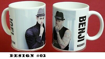 Madden Brothers - Good Chalotte - Coffee Mug / Pen Caddy, Boxed 2 to choose