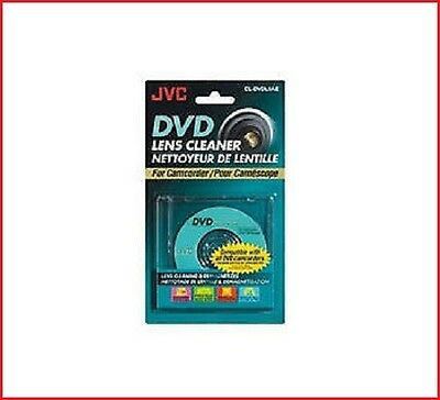 Laser Lens Cleaner Mini 8cm Disc for all DVD Camcorders 8cm JVC Original / NEW