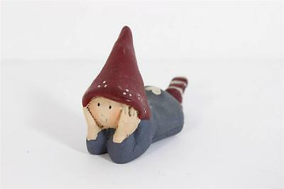 ANNEKABOUKE Gnomy's Diaries-Gnome Laying Down-ADORABLY SWEET!