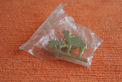 03988 Pin's Pins Tabac Cigarettes Camel Chameau New Unopened - Tobacco