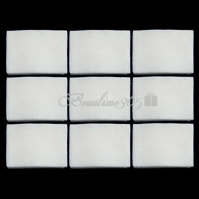 900Pcs Nail Art Polish Remover Lint Free Cleaner Wipe Cotton Pads Manicure Paper
