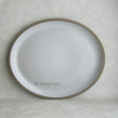 Midwinter Natural Oval Serving Platter 13.75 Inch Wedgwood England Stoneware 14