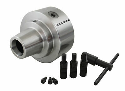 "5C 5"" Collet Chuck with Integral D1-4 CAMLOCK Mounting, Stud = 5/8"", #0269-0014"