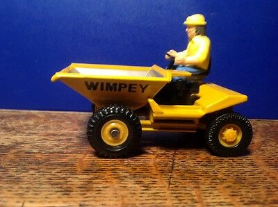 Corgi 64801 Thwaites Dumper Wimpey Truck. Perfect Condition. 8cm Long