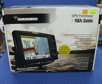 humminbird 596c fishfinder • $419.00 - picclick, Fish Finder