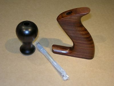 Hand Plane Spares - Handle & Knob Set - Rosewood - S3073