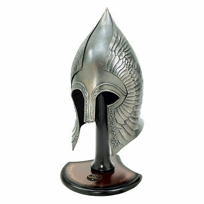LORD OF THE RINGS Official Prop Replica GONDORIAN INFANTRY HELM Ltd Edtn, UC1414
