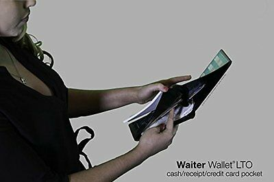"Original Waiter Wallet 4 3/4"" x 6 3/4"" The Ultimate Restaurant Server Book"