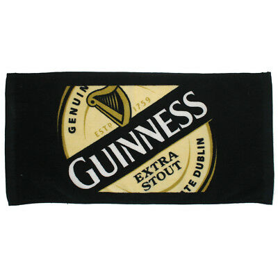 Guinness Bar Towel - Absorbent Cotton Bar Towel