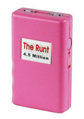 MONSTER Stun Gun 4.5 MILLION Volts NEW Self Defense PROTECTION Y1 RESTRICTIONS
