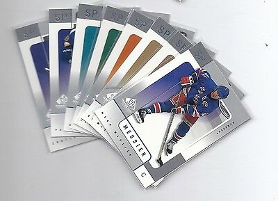 00-01 2000-01 Sp Game Used Base Card - Finish Your Set Low Shipping Rate