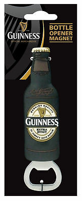 Guinness Pvc Opener And Magnet - Bottle