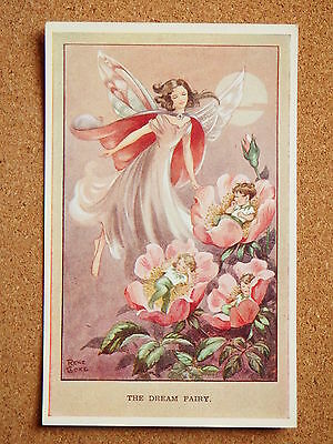 R&L Postcard: Valentine's, Rene Cloke, 4621 The Dream Fairy
