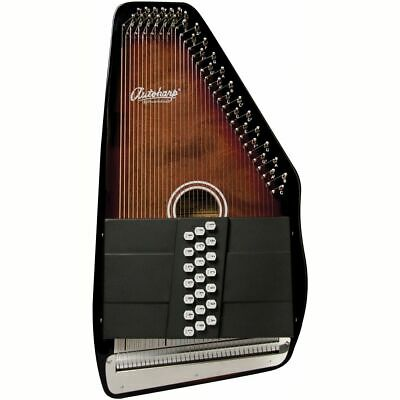 New Oscar Schmidt OS21C 21 Chord Autoharp, Gloss Finish + Free Shipping