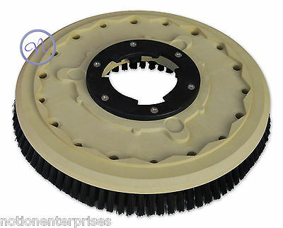 380mm Karcher Scrubbing Brush For Floor Polisher / Scrubber For BD Series