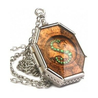 Horcrux Locket Harry Potter Deathly Hallows Jewelry Necklace Collector Pendant