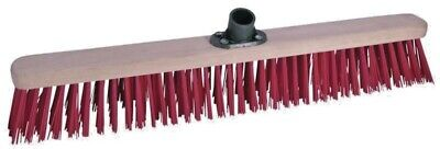 """ProDec 24"""" Inch Synthetic Sweeping Broom Solvent Resistant Brush Head (PMSY2401)"""