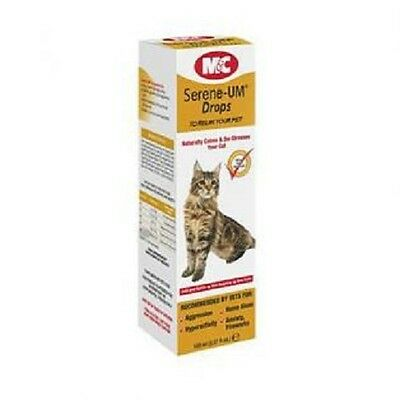 Serene-Um Drops For Cats 100ml. Premium Service. Fast Dispatch.