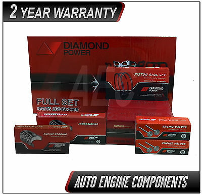 Engine Rebuild Kits Fits Chrysler Plymouth Cirrus Voyager 2.4 L DOHC   #SK024