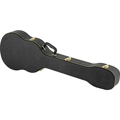 Electric Bass Case Violin Shaped