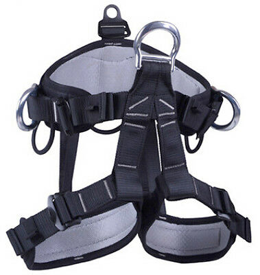 Professional Climbing Outdoor Safety Belt Bust Belt Harness Rappelling Equipment