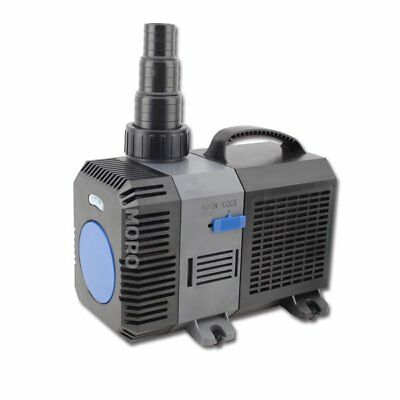 16000LPH Submersible Aquarium Fountain Pond Water Pump Fish Tank VariableFrequen
