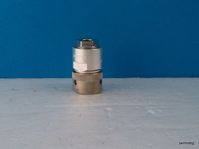 1PCS RF COAXIAL CONNECTOR 75Ώ SILVER SR75-154FV/ PTFE 0-10GHz SOVIET MILITARY